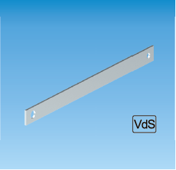 Sicherungslasche für Trägerklammern - 672 - Eurofix