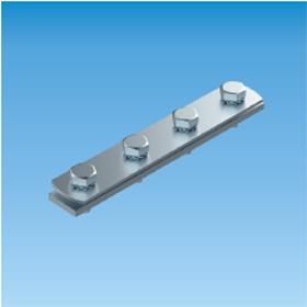 Montageschienenverbinder - für C Kanal - 512 - Eurofix