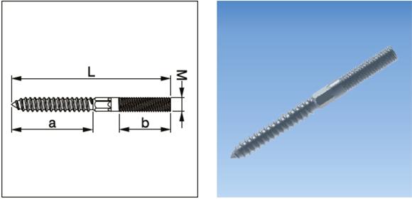 Stockschrauben mit Torx Anchluss - 710 - Eurofix