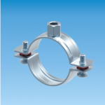 Two Screws Pipe Clamp - Classic Type - 350